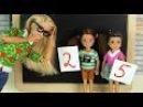 КТО ЕСТЬ КТО Двойка по Математике Мультик Барби Школа Играем в Куклы