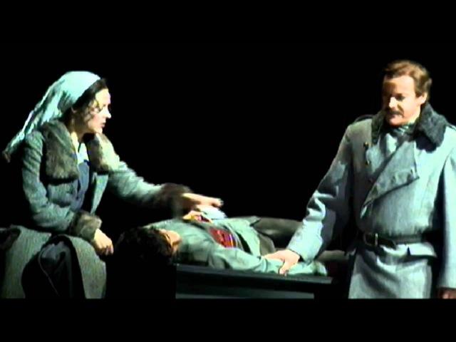 Doctor Zhivago Musical - Sydney