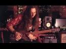 Slow Slide Blues Guitar Solo Instrumental | New PHOENIX Model by Little Crow Guitars