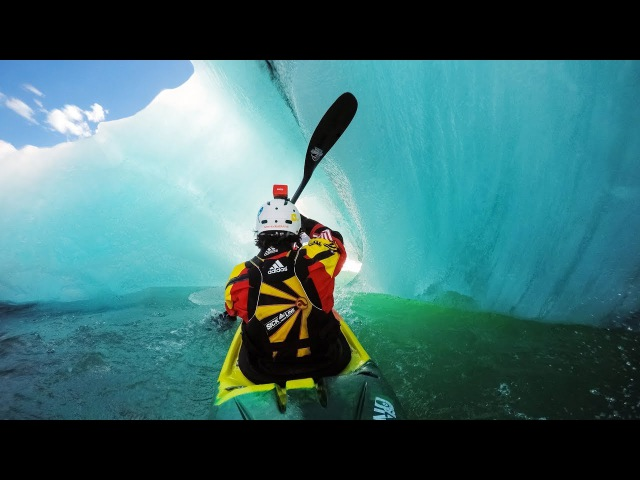 GoPro Kayaking Iceland with The Serrasolses Brothers in 4K