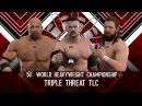 WFW PPV TLC - Daniel Bryan vs Jason Florida vs Goldberg [TLC match for WFW Championship]