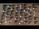 Поліція закликає власників зброї дотримуватися правил її збереження та викорис