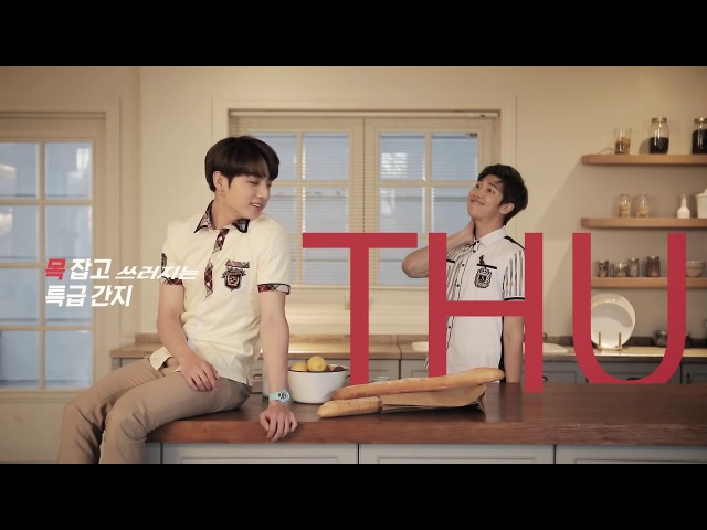【BTS】2017年 TV CMまとめ