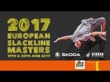 GIBBON 10 years anniversary European Slackline masters