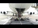 Pushback Qantas QF93 Airbus VH OQH