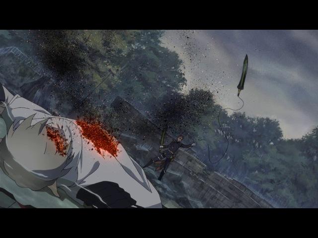 [ASV CHAOS] Owari no seraph / Последний серафим 10 серия Озвучили: Guy, Alex, Gobr