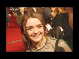 Maisie Williams on Sophie Turners Wedding & Bachelorette