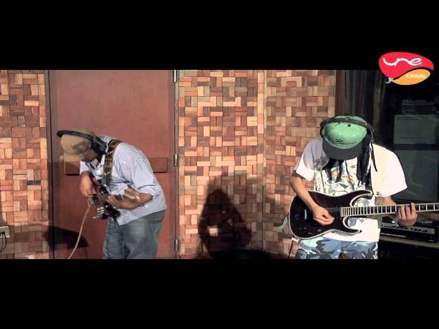 Ras Jahonnan Natural Selection - Te Sigo Amando (HD Live @ Music Lab Sessions)