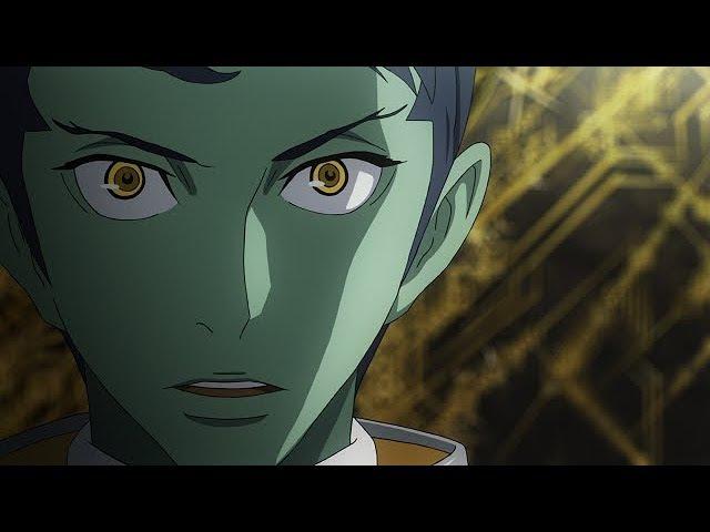 Пролог аниме «Космический линкор Ямато 2202: Воины любви»