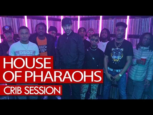 House of Pharaohs freestyle - Westwood Crib Session (4K)