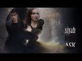 Beauty and The Beast &amp Siyah Beyaz A