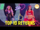 TOP 10 RETURNS In 30 Women's Royal Rumble Match 2018 Full Highlights