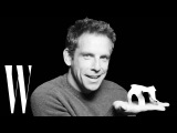Ben Stiller Had a Crush on Brooke Shields and Learned Magic From Slydini  Screen Tests  W Magazine