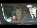 Jennifer Aniston arrives in Paris CDG