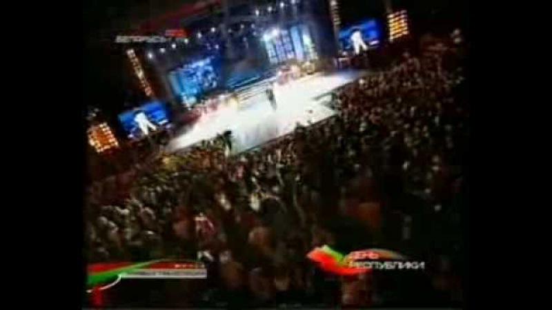 На Беларусь Беларусь ТВ 03 07 2007 Дмитрий Колдун Дай мне силу