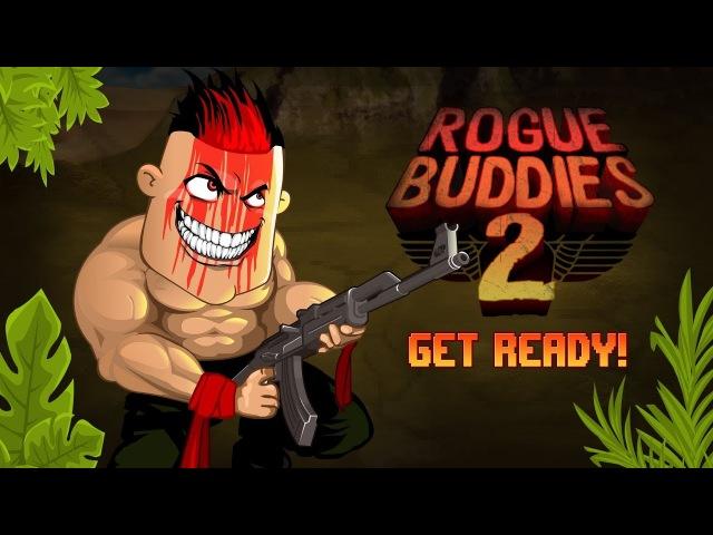 Rogue Buddies 2 Aztek Gold - Геймплей | Трейлер