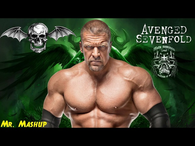 WWE Mashup: Triple H and Avenged Sevenfold