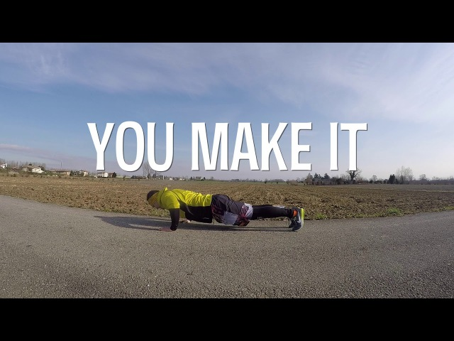 Will Not Stop! Motivational video