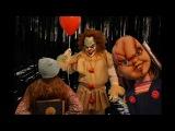 Звонок от куклы Чаки в 3 часа ночи! Мы победили клоуна Пеннивайза?! ОНО #7 Nepeta Страш...