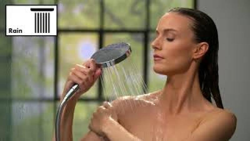 Hansgrohe Raindance Select S hand shower 120 3jet with PowderRain