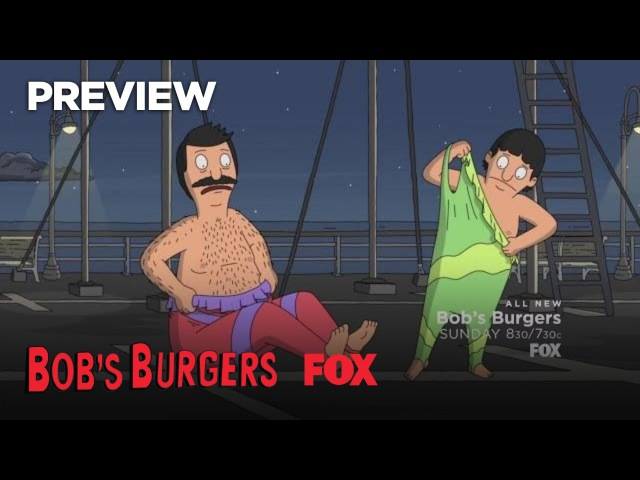 Preview Swing Into Action | Season 8 Ep. 8 | BOBS BURGERS