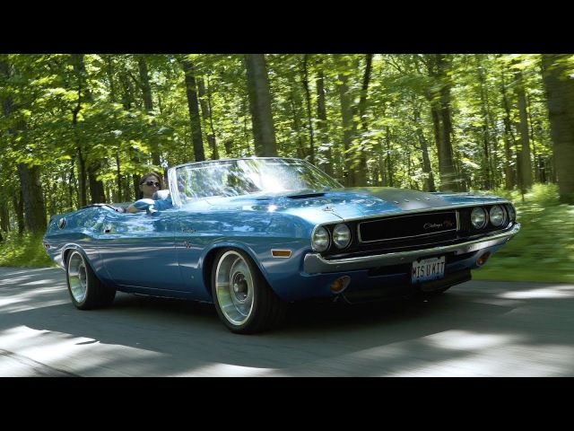 Kids restore dad's 1970 Dodge Challenger R/T in memory of late mother | Classic of the Year