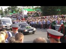 Барнаул - Прощание с Михаилом Евдокимовым - 9 августа 2005 года