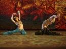 Большой балет Надежда Батоева Эрнест Латыпов Дуэт Зобеиды и Раба из балета Шехеразада