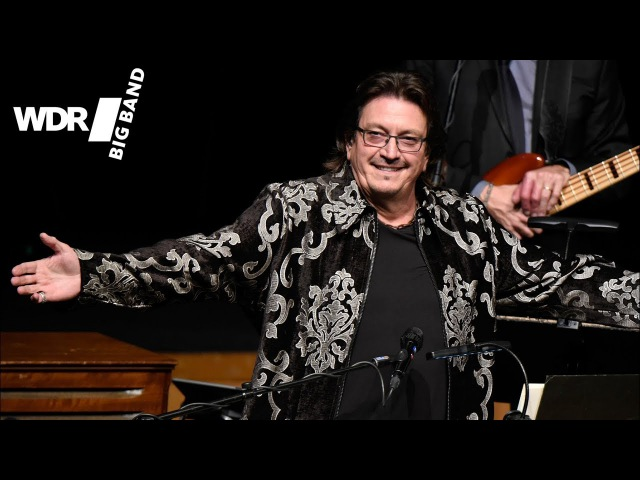 Ricky Peterson feat by WDR Big Band I´ve got News for you