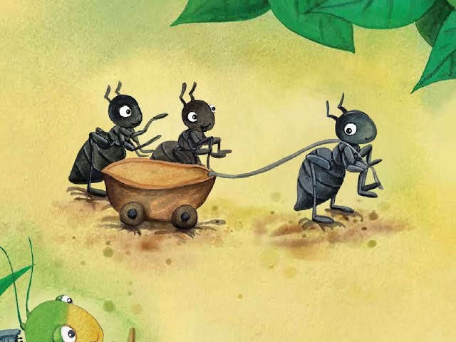 3 10 The Ant and the Grasshopper 1016