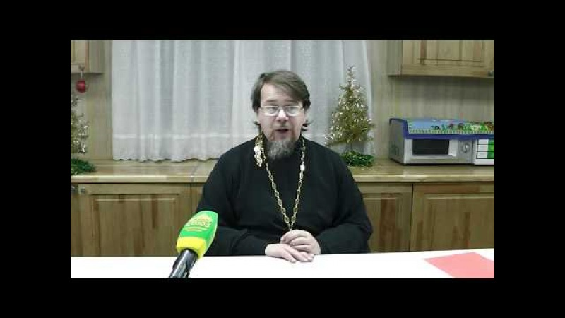 Великий покаянный канон Андрея Критского (часть 1). Беседа с иереем Константином Корепановым