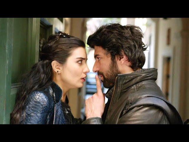 Kara Para Aşk 3.Bölüm - Elifle Ömer Roma sokaklarında iz peşinde