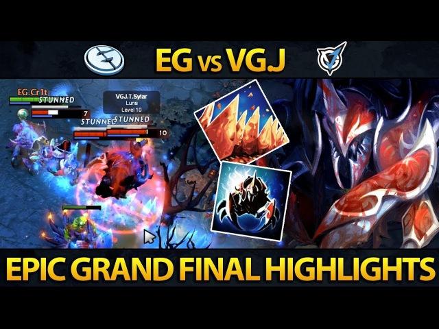 EG vs VG.J - GRAND FINALS - GALAXY BATTLES - Dota 2