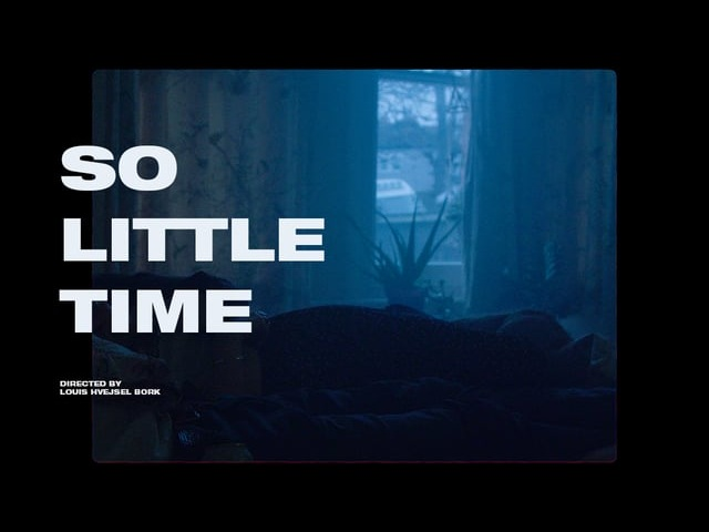Pining for Sunshine - So Little Time (Official Video)