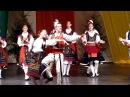 Albania - Dance of group Artisti from Tirana - Tydzień Kultury Beskidzkiej 2012