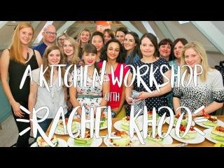 Food Vlog | Rachel Khoo's kitchen workshop cook along with Good Food Channel