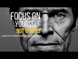 FOCUS ON YOURSELF (Les Brown, Brendon Burchard, Jack Ma)