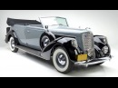 Lincoln Model K 7 passenger Touring by Willoughby '1937