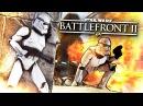 БИТВА ПРОТИВ ДЖЕДАЯ! МОНСТРКИЛЛ ВМЕСТЕ С ШИМОРО! Star Wars Battlefront 2