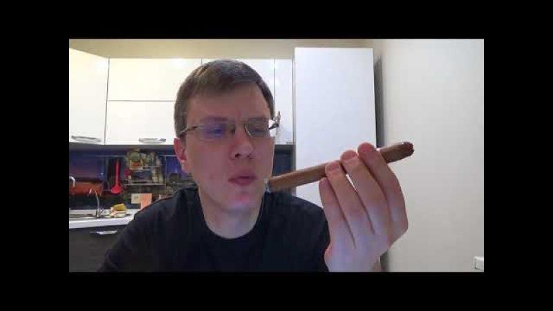 Дегустация сигары Cohiba Coronas Especiales