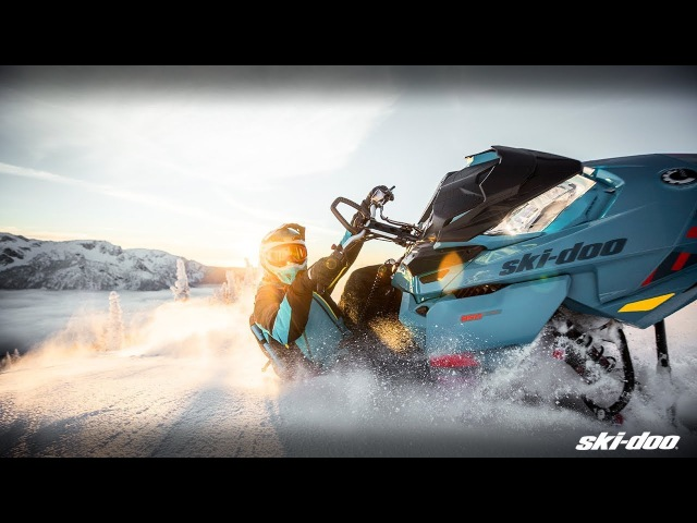 The 2019 Ski-Doo Summit Freeride Snowmobiles