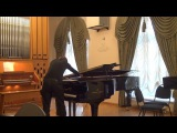 Г. Коуэлл Эолова арфа, Тигр для фортепиано