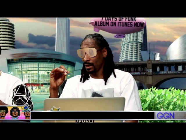 Snoop Dogg impersonates todays rappers sound-alike flow
