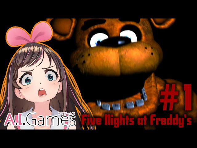 【Five Nights at Freddy's】 1 ピザの夜勤、マジ卍!