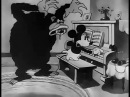 Mickey Mouse The Gorilla Mystery 1930 HD