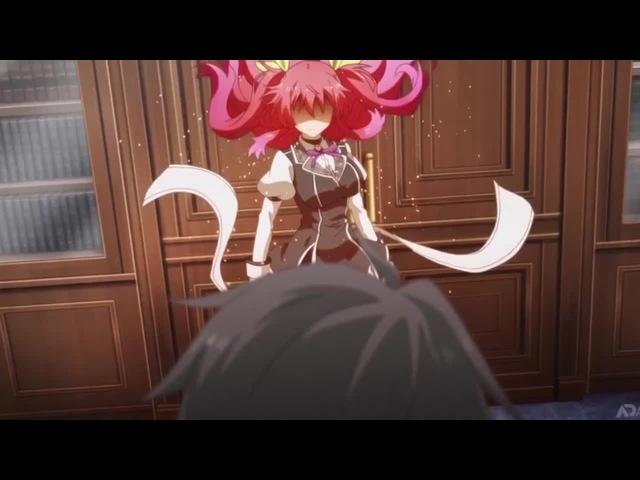 AMV Rakudai Kishi no Cavalry-Blackbear – 4U (Renzyx Remix)