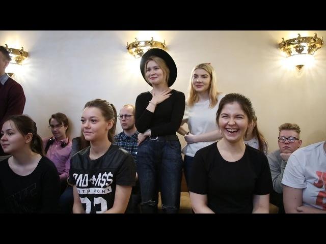 Гастроли театра «Июльансамбль»