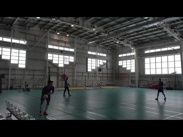 ФК «Белый дом - 2» - ФК «Интер» 1 тайм