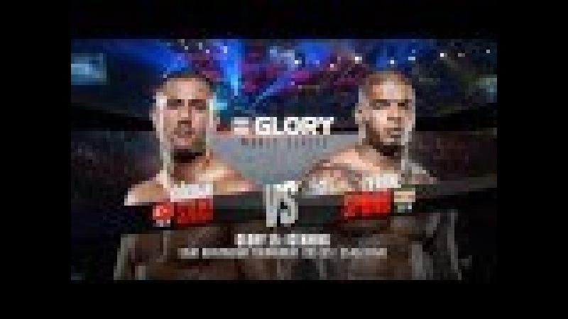 Gokhan Saki vs. Tyrone Spong - Glory 15: Istanbul