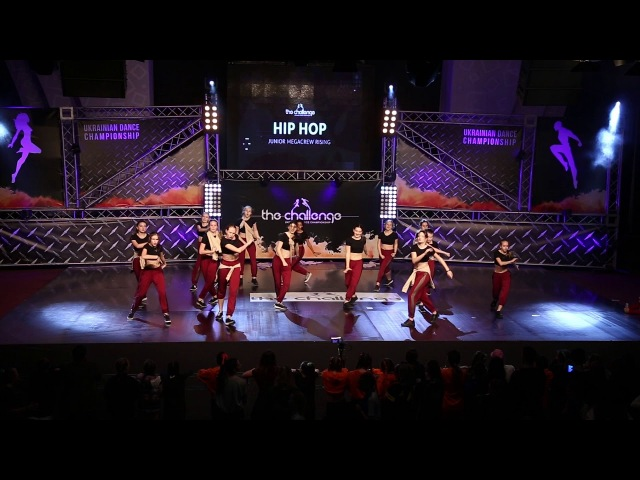 The Challenge Like a Pro by Анастасия Косых All Stars Dance Centre 2018